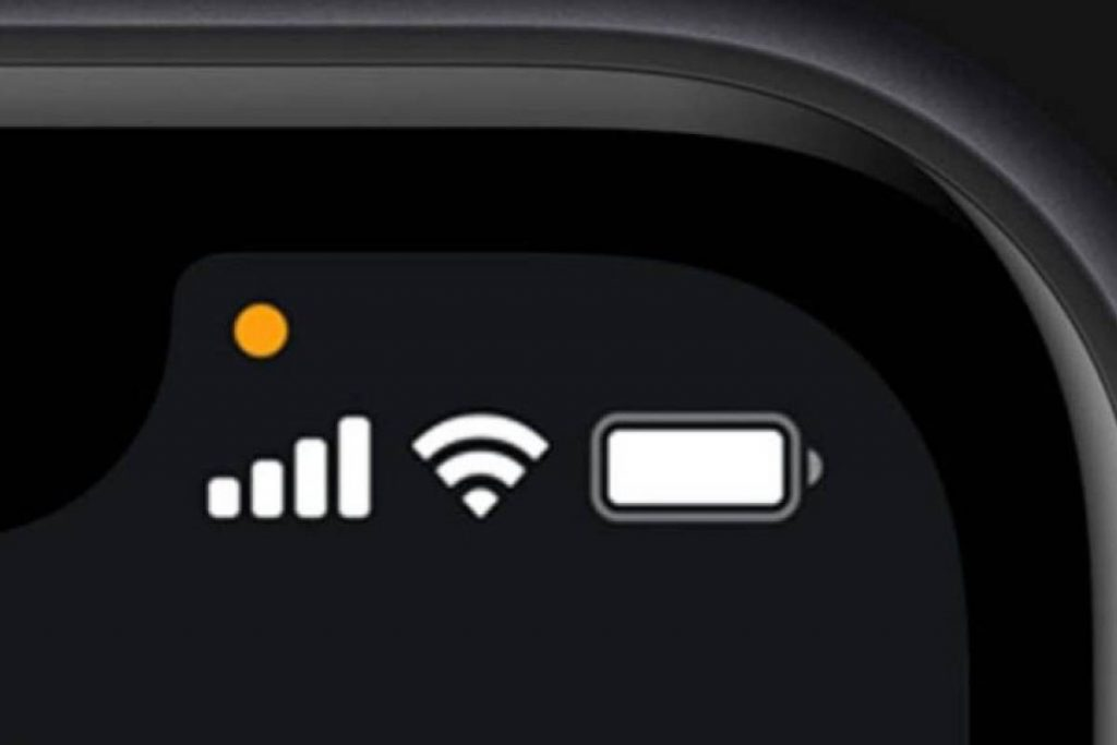 ¿No sabes para qué sirve el punto naranja y verde que sale en iOS 14? Acá te lo explicamos
