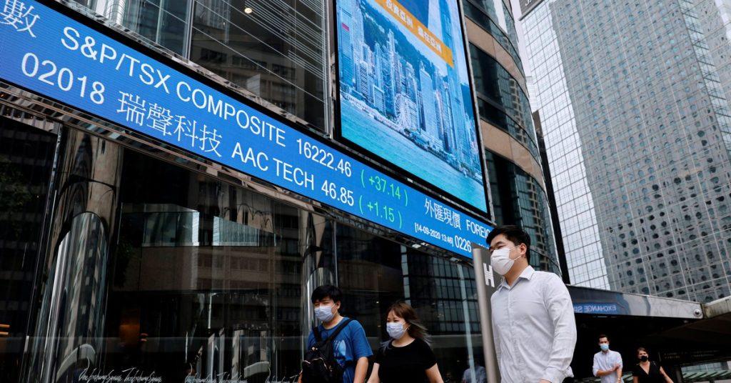 Economía mundial recuperó la mitad de su caída por la pandemia