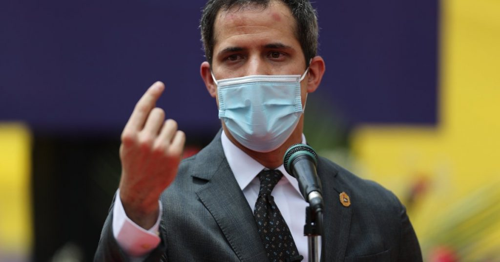 Juan Guaydo pide a los países de la ONU que asuman la responsabilidad de la defensa en Venezuela