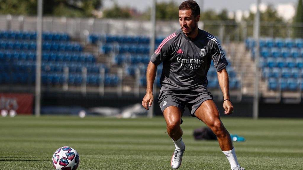 El Real Madrid está molesto con Azar