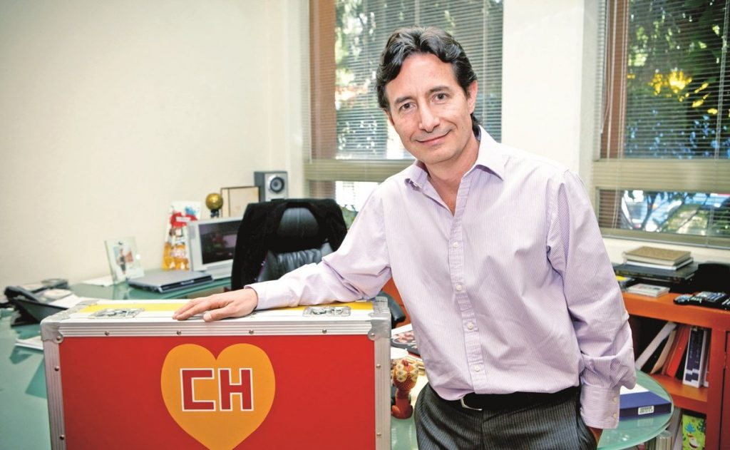 Hijo de Chespirito, Roberto Gómez Fernández, deja Televisa tras 39 años de trabajo