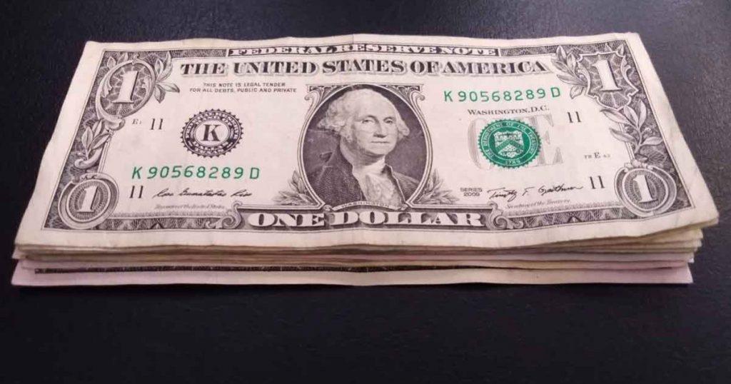 El precio del dólar hoy, miércoles de 2020. El 9 de septiembre, el tipo de cambio