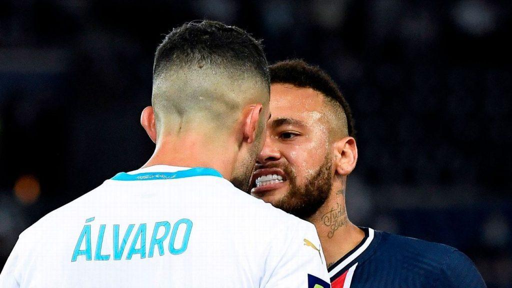 En un ataque de rabia, Neymar reveló el insulto racista que provocó su reacción