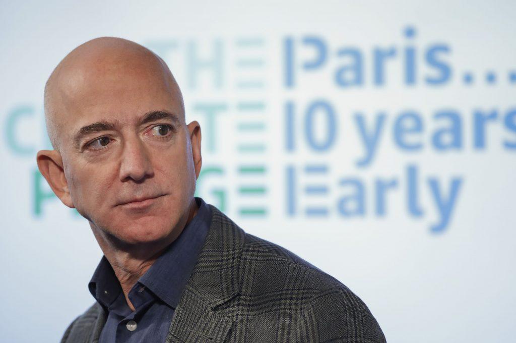 Esta fue la primera oferta de trabajo de Job e Bezos para publicar en Amazon