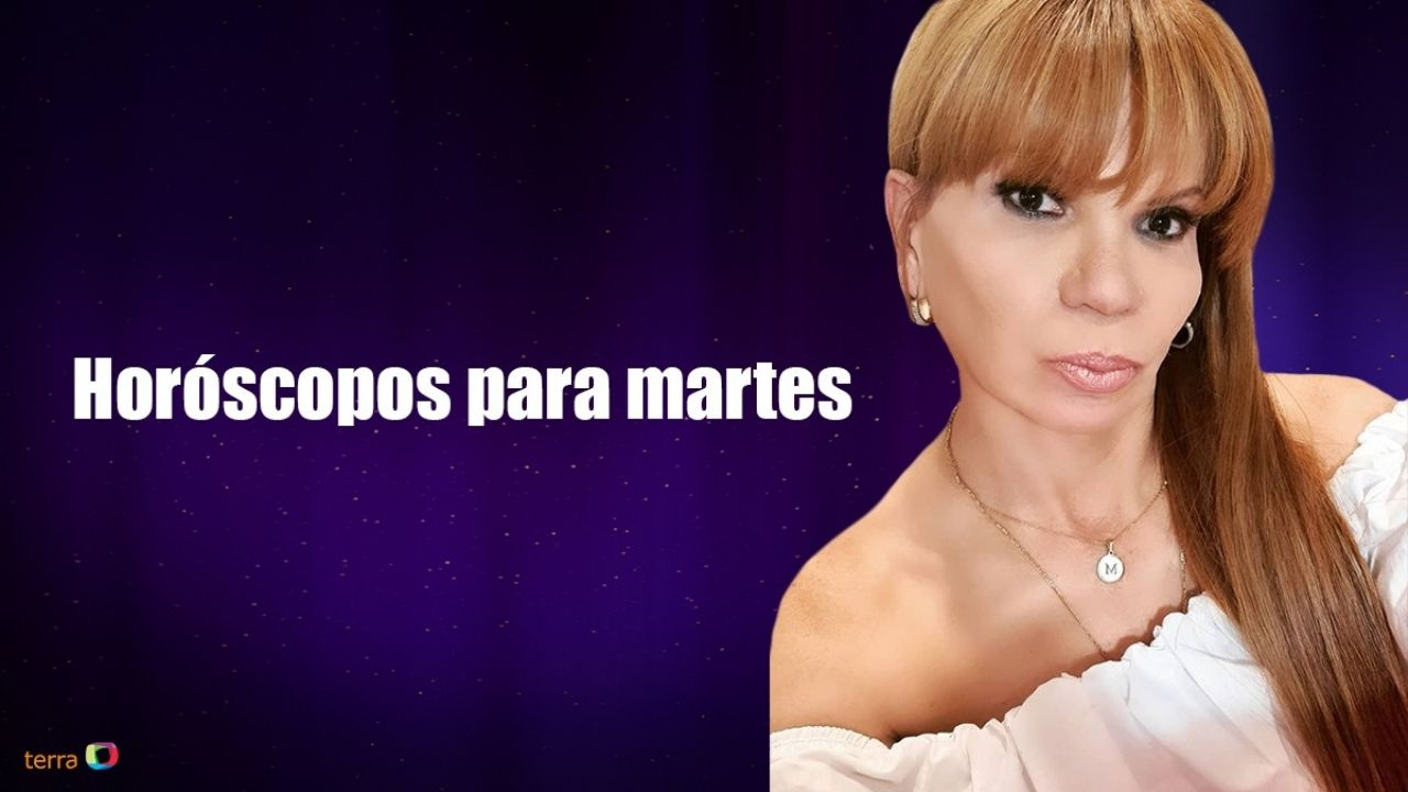 Horóscopo de Moni Vidente HOY Martes 1 de septiembre