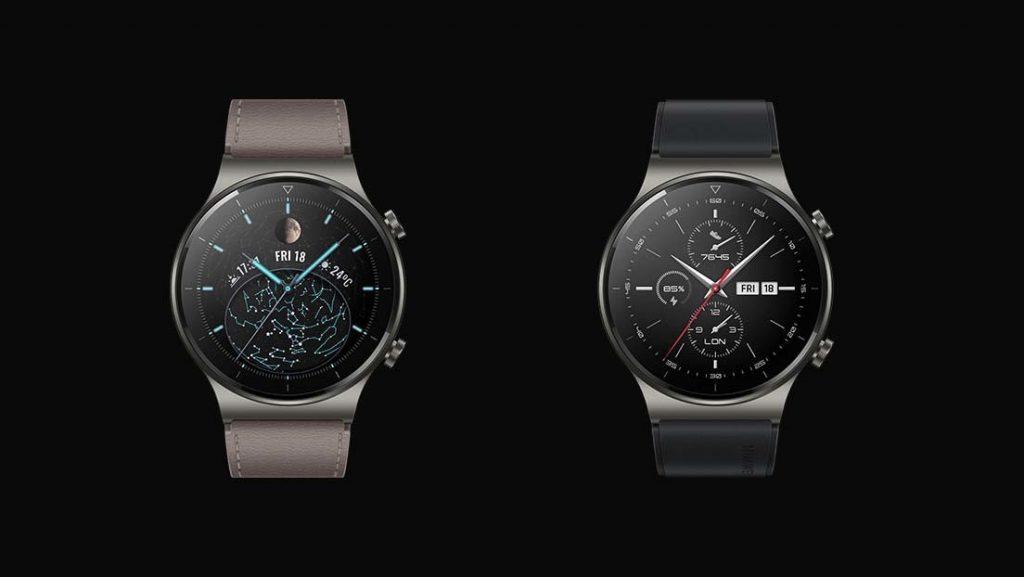 Huawei actualiza su exitoso reloj inteligente Watch GT y añade grandes novedades