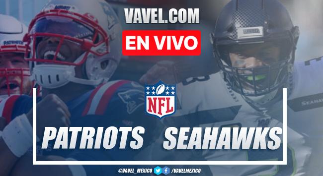 Patriotas de Nueva Inglaterra vs Seattle Seahawks. UL Online DIFUSIÓN AHORA NFL Semana 2 (7-7) | 20/09/2020: