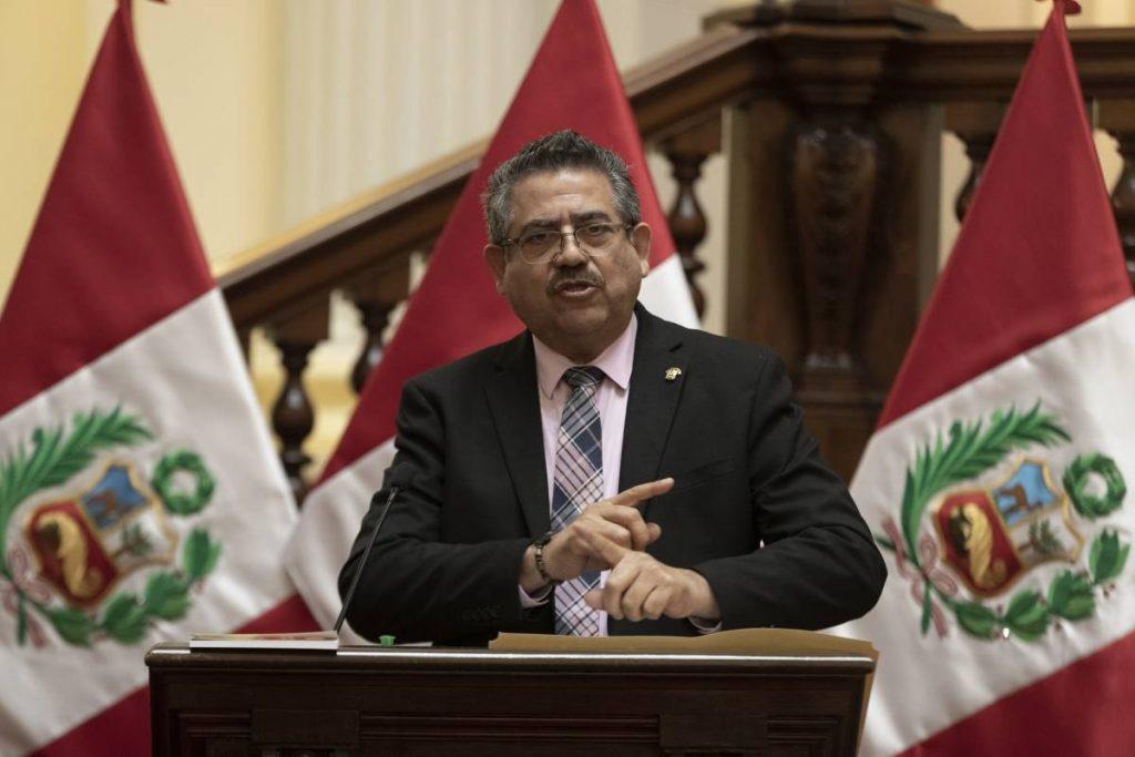 Perú. - El Congreso peruano está destruyendo la posibilidad de considerar una moción de condena contra su presidente
