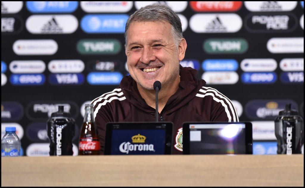 Selección Mexicana, Gerardo Martino, Guatemala