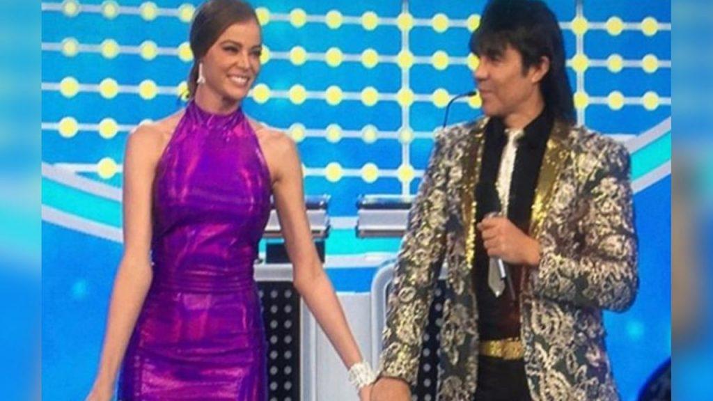 Televisa, fiestas. En un emotivo video, Adrin Uribe anuncia su devoción por Thuany Martins